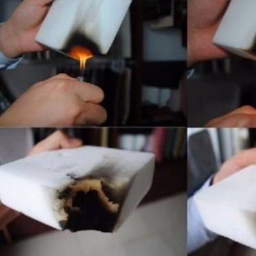 阻燃耐高溫海綿吹風機耐高溫防火海綿